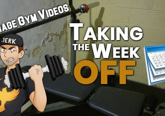 Garage gym rants
